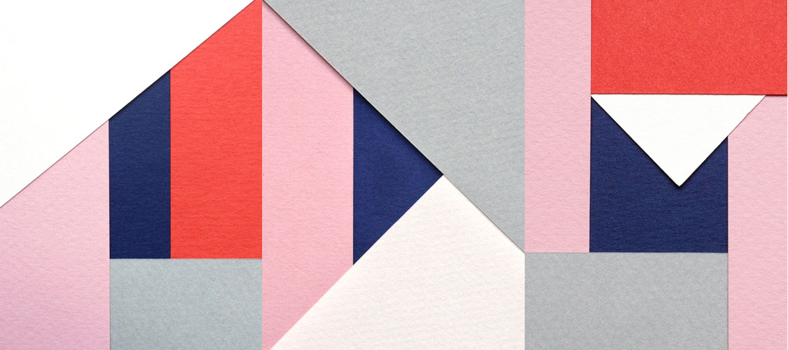 Paper ABC by Marianne Beck – Paris, France