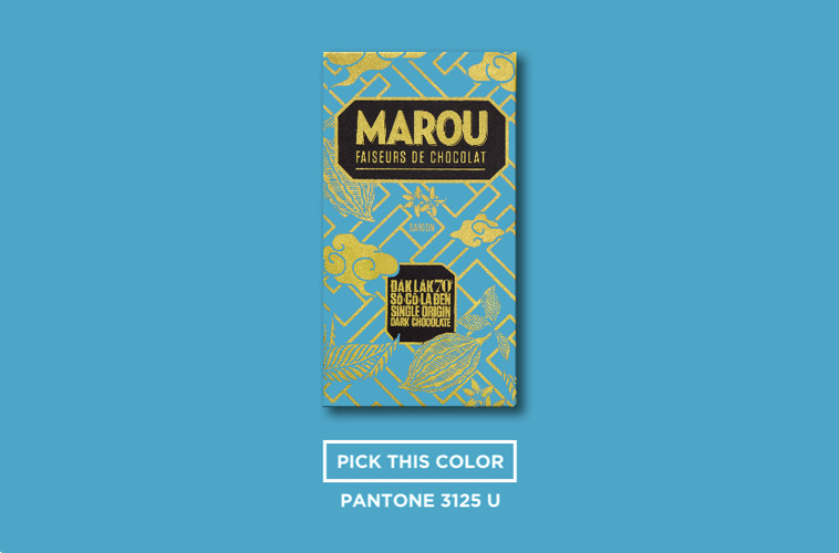 New Marou Chocolate Bar Project: Taste and Color Experiences – Vietnam