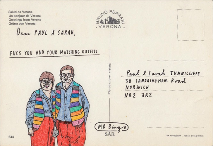 Mr Bingo – Hate Mail: The Definitive Collection on Kickstarter! – London, UK