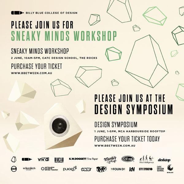Billy Blue College of Design presents BBetween