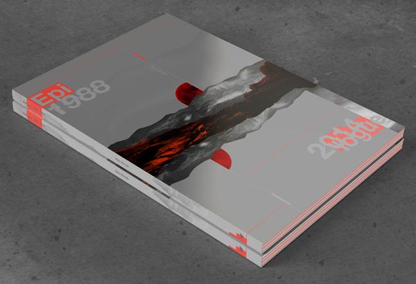 Epilogue by Maxim Cormier and Chén Fan