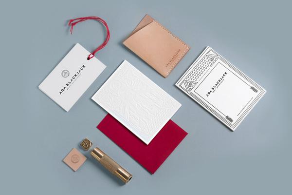 Brand Identity for Ada Blackjack by Verena Michelitsch & Tobias van Schneider