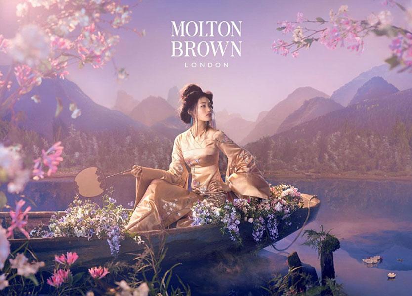 Petra Storrs Design Studio for Molton Brown Spring/Summer 2015 Campaign – London, UK