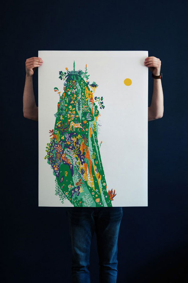 Brand new alchemic series of SIDE EFFECTS prints – Beograd, Serbia
