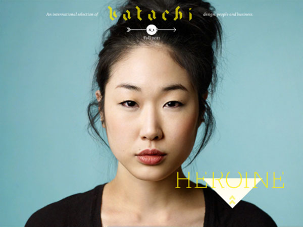 Katachi Magazine launches 2nd issue! (Berlin, Germany)