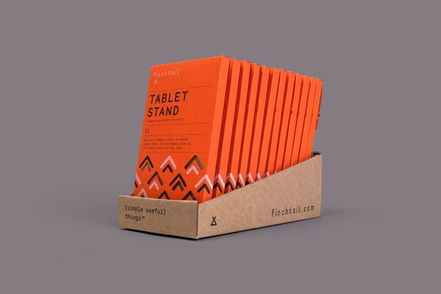 Believe in® creates new brand and packaging for Finchtail – Exeter, UK