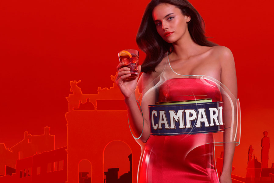 MI-ZO for CAMPARI Campaign, Expo Milano 2015 – Los Angles, USA