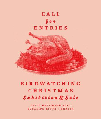 BirdWatching Christmas Exhibition – Berlin, Germany