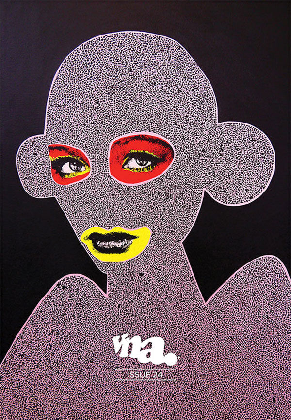 VNA #24 is out now! – London, UK