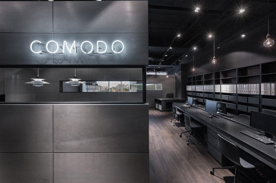 COMODO — Interior Design – Tsuen Wan, Hong Kong