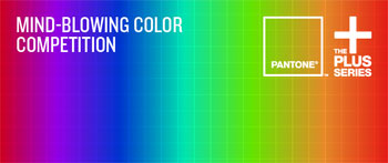 Color Competition by Behance and Pantone Plus Series (New York, USA)