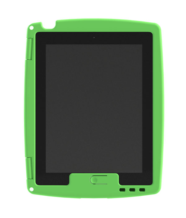 TRTL BOT's latest: The Shell for iPad2! – Los Angeles, USA