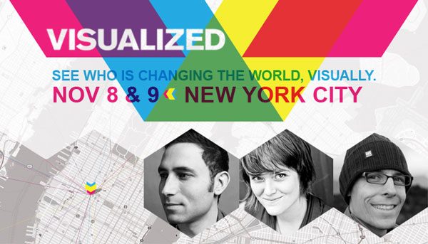 VISUALIZED: A Conference dedicated to the design of data! – New York, USA