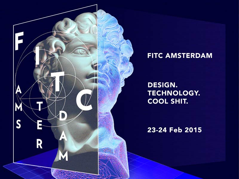 FITC Amsterdam 2015: Super Early Bird tickets sales now!