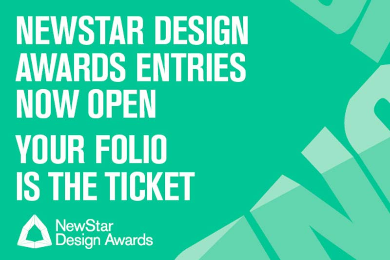 NewStar Design Awards – Entries now open!