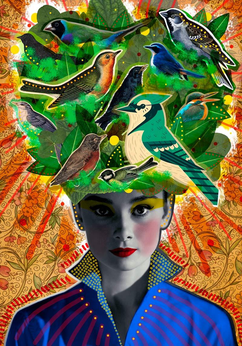 Graphic Artist - Peperina Magenta