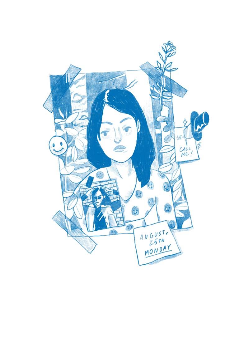Illustrator - Sasha Baranovskaya