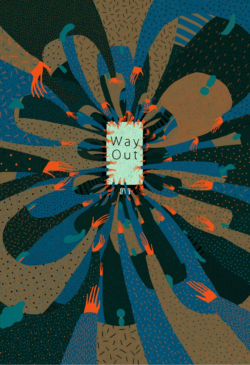 Yukai Du latest animation project: Way Out