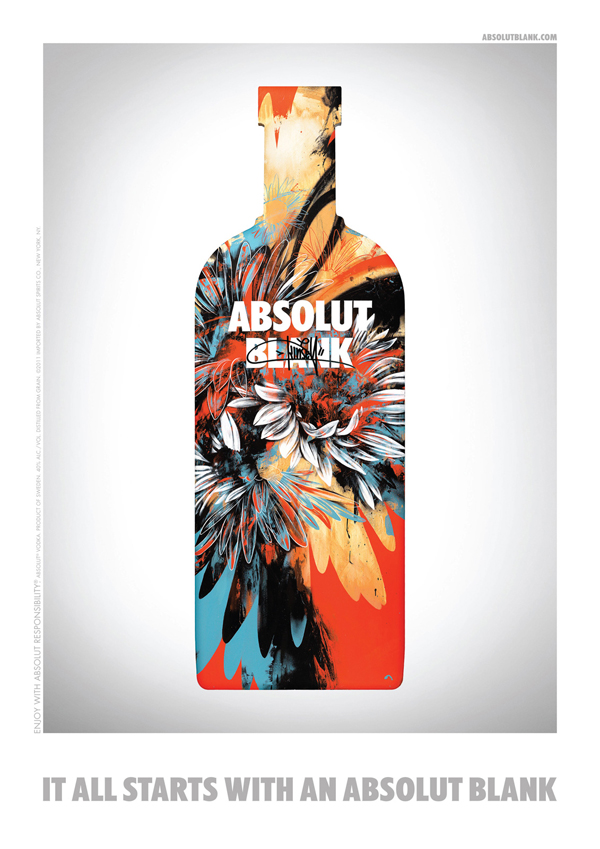 Kinsey for Absolut Campaign – Los Angeles, USA
