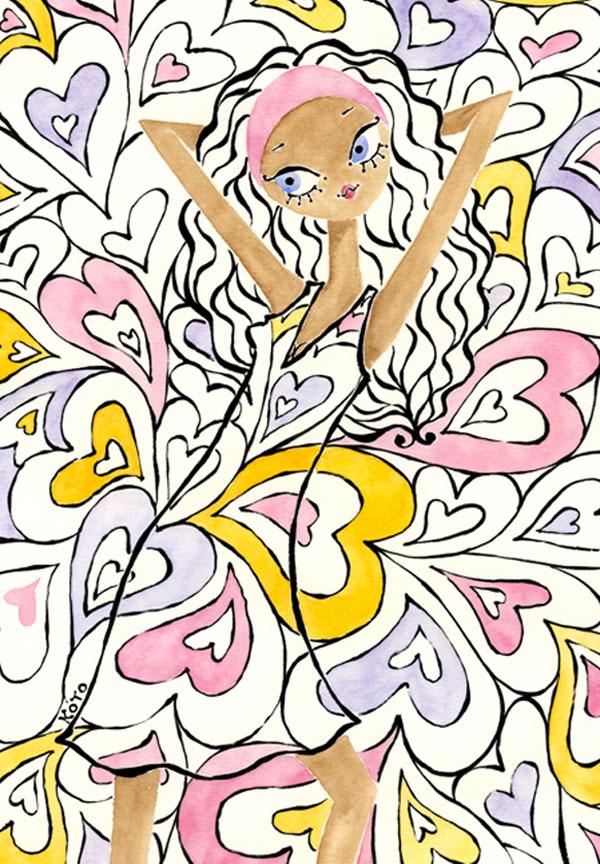 Illustrator Kotono Nanase