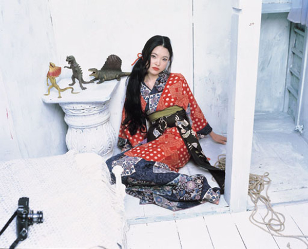 Nobuyoshi Araki: All Women are Beautiful