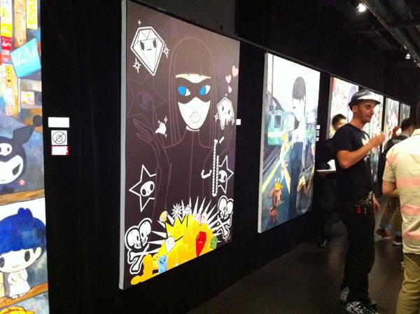 tokidoki x K11 International Art Project!