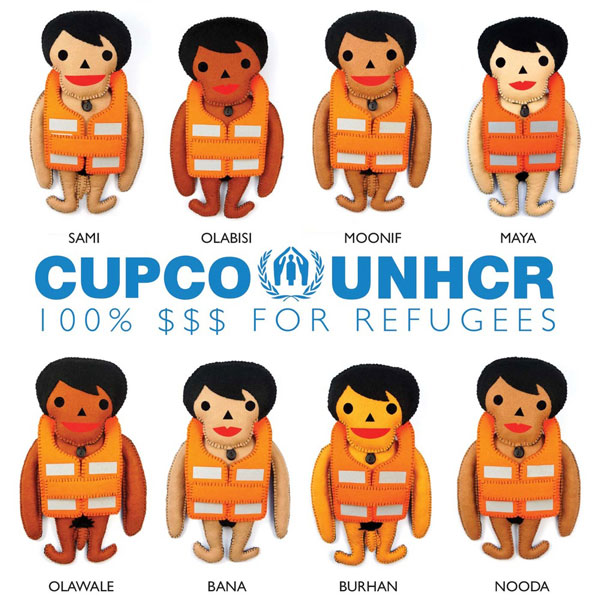 CUPCO Solves World Refugee Crisis! – Sydney, Australia