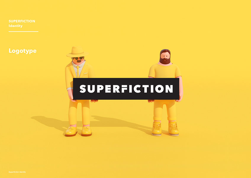 Superfiction – Character Design Studio – Seoul, Korea