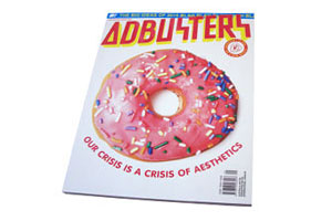 Adbusters #117: Blueprint for a New World Part VI (Aesthetico)