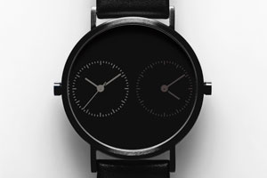 Long Distance Black (PVD Black)