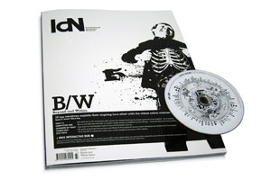 IdN v14n1: Black and White