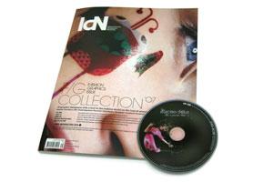 IdN v14n3: Fashion Graphics