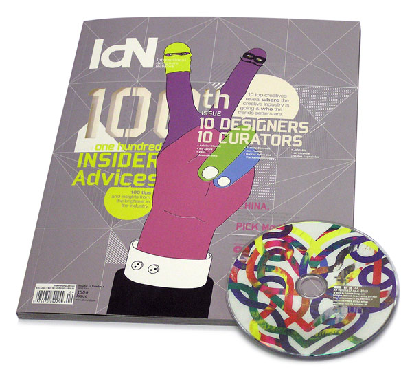 IdN v17n4: 100th Issue (US$17.5)