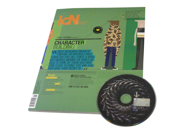 IdN v19n6: Character Design Issue (US$19.95)