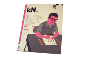 IdN v21n3: Editorial Illustration