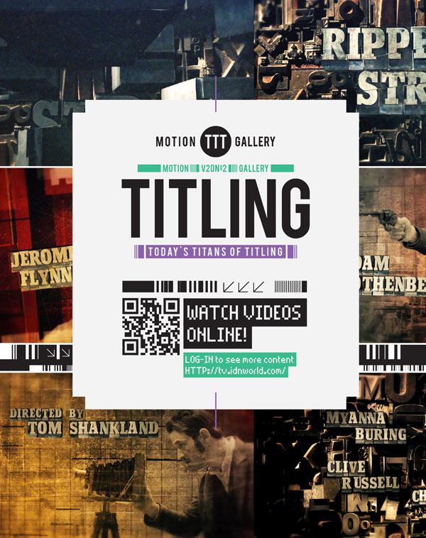 IdN TV v20n2: Titling – Today's titans of Titling