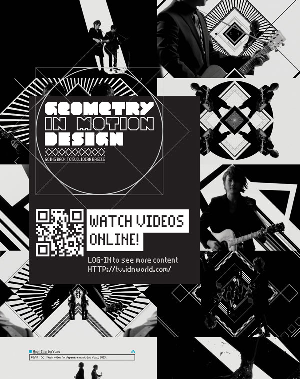 IdN TV v21n2: Geometric Design – Moving in geometric circles