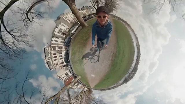 Jonas Ginter – Spherical Panorama Timelapse (01:06)