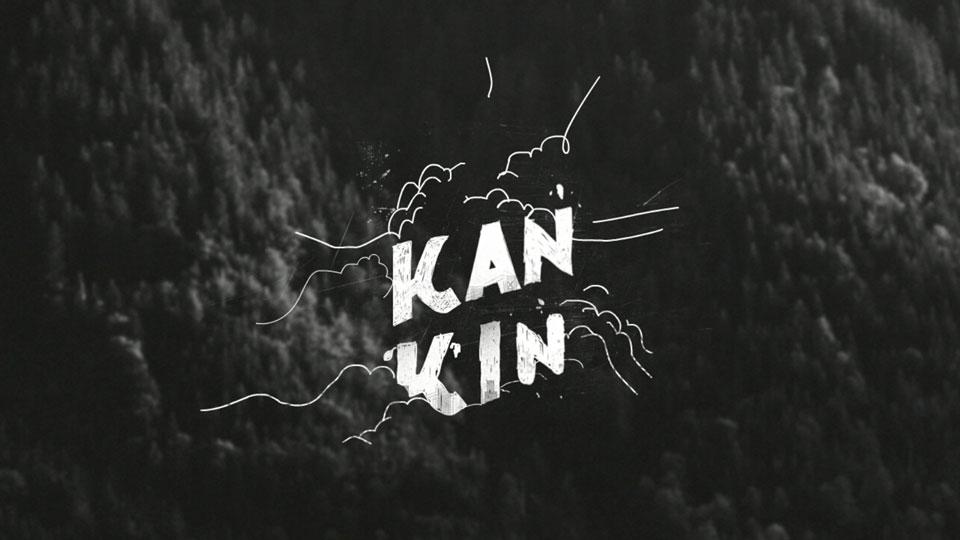 Alex Fruka – 'Kankin' Free Font (0:13)