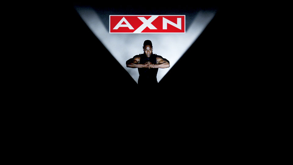 Binalogue – AXN - Promo 2014-2015 (0:58)