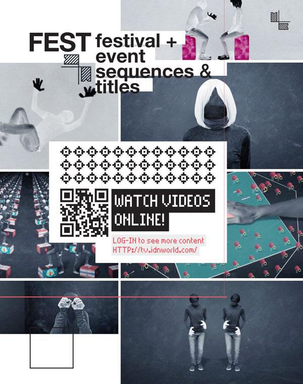 IdN TV v22n5: Event & Festival Promos – Seeking a Promotion