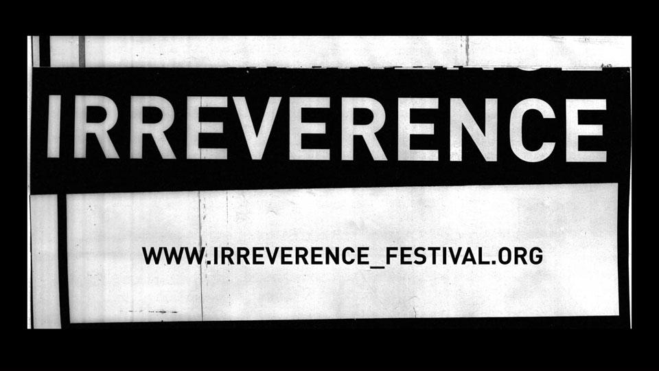 Kevin Alexander – Irreverence Festival Promo (0:45)