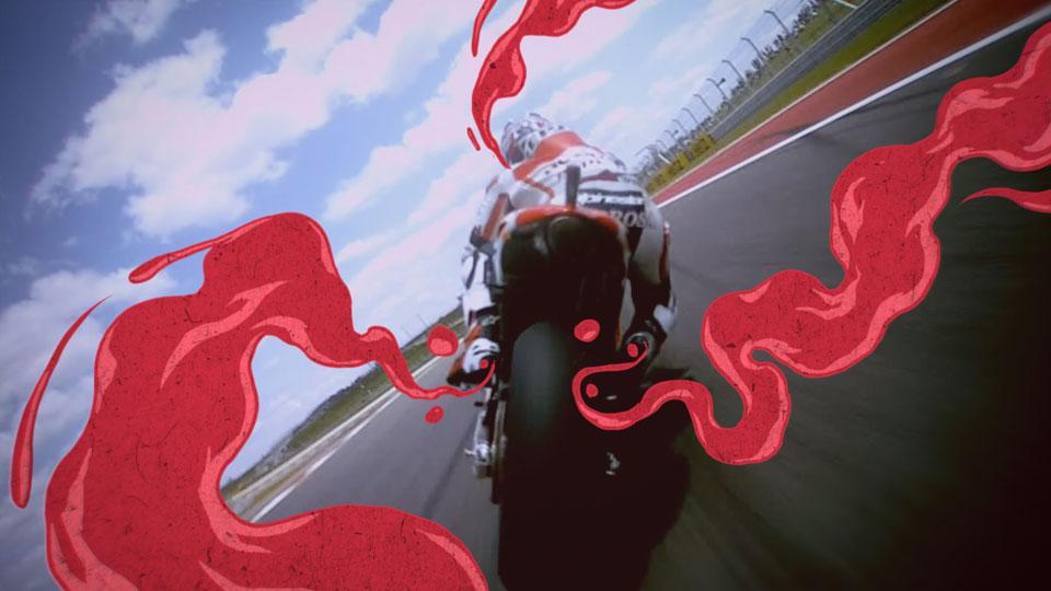 NERDO Creative Studio – CIELO: MotoGP™ Opening (00:23)