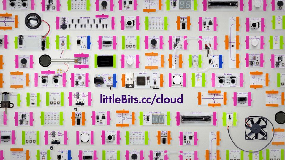 Labour – littleBits – Cloud Module (1:01)