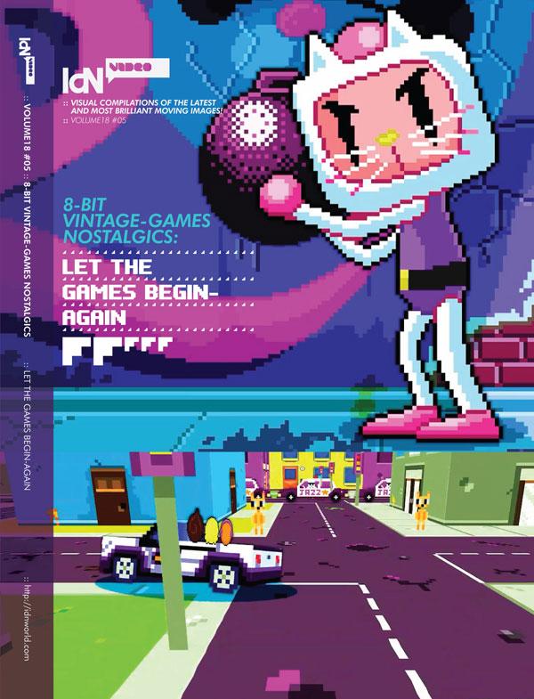 IdN Video v18n5: 8-Bit – Vintage games nostalgics