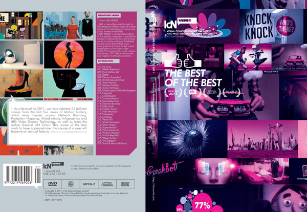 IdN Video v18n6: Best of 2011 – Annual review of the